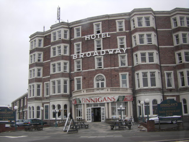 Broadway Hotel , Morecambe