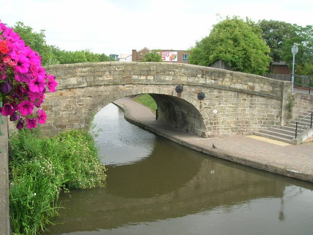 Bridge over Nottingham Canal