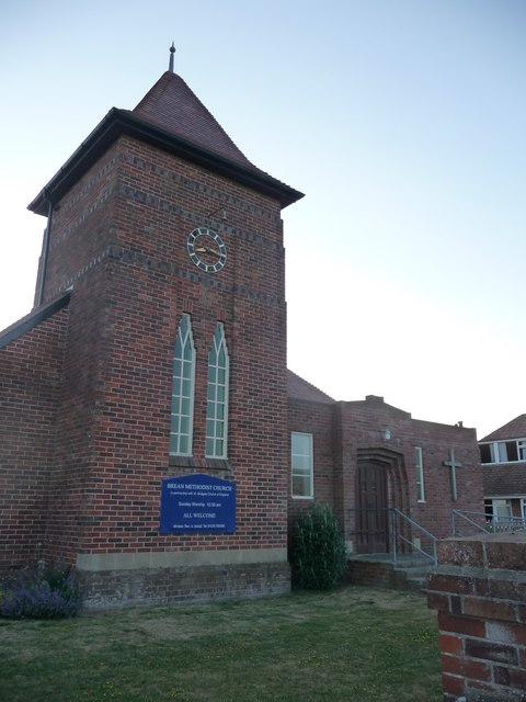 Brean : Brean Methodist Church