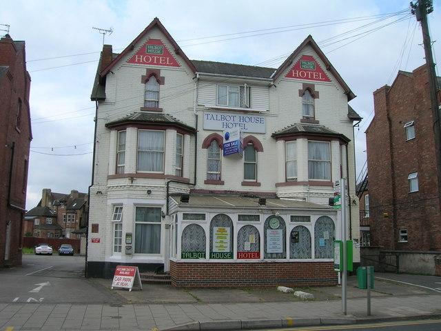 Talbot House Hotel, Bridgford Road, Nottingham