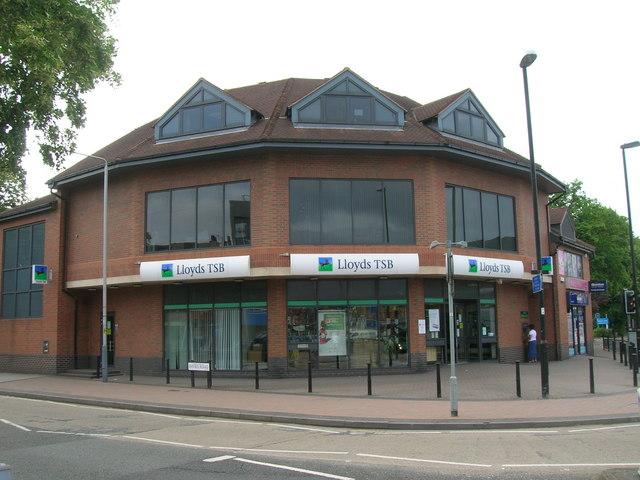 Bank Building, West Bridgford