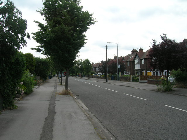 Davies Road, West Bridgford