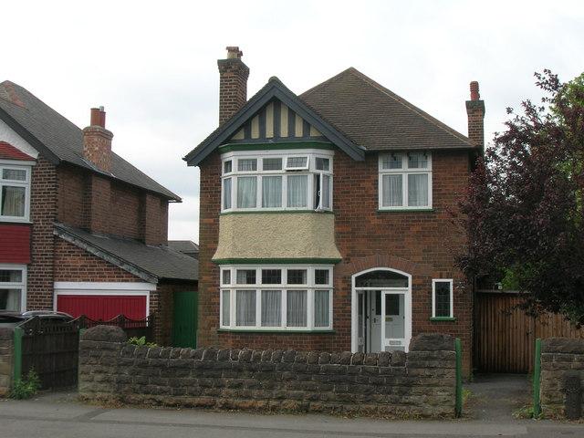 House on Davies Road, West Bridgford