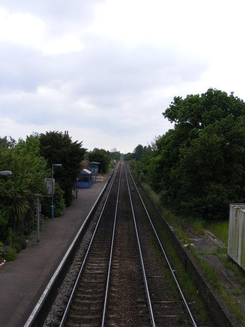 Trimley Station