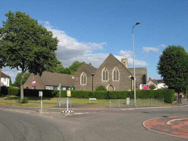 All Saints church, Llandaff North