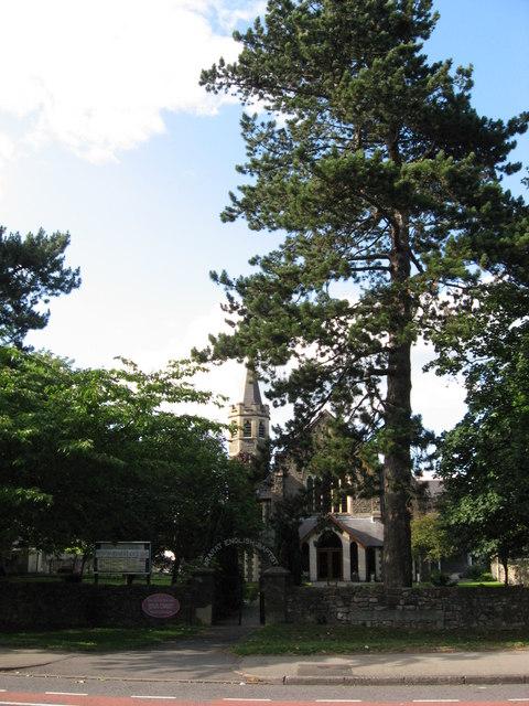 Ararat English Baptist church, Whitchurch, Cardiff