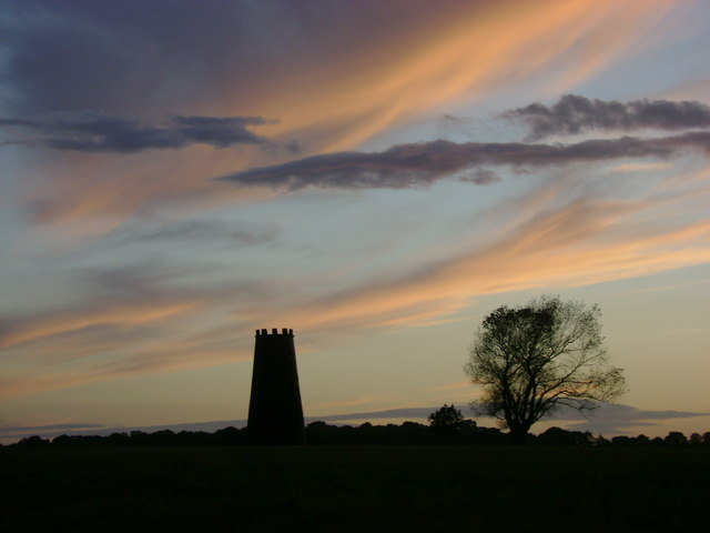 Sunset  at  Black  Mill  Beverley  Westwood.