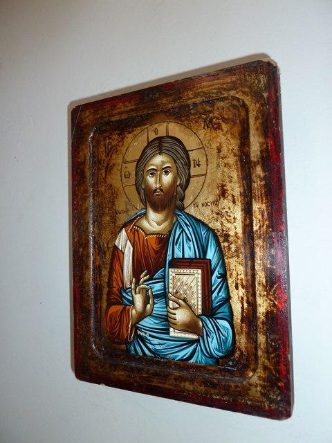 St John the Apostle, Marchwood- icon