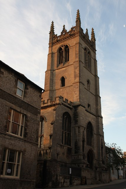 St Martin's Church, Stamford
