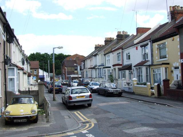 Milburn Road, Gillingham