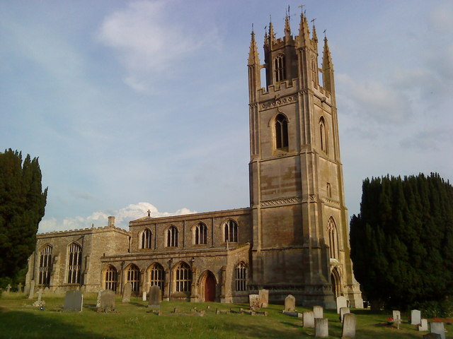 St. Peter's Church, Lowick