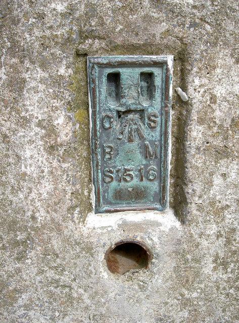 Beacon Batch trig pillar flush bracket
