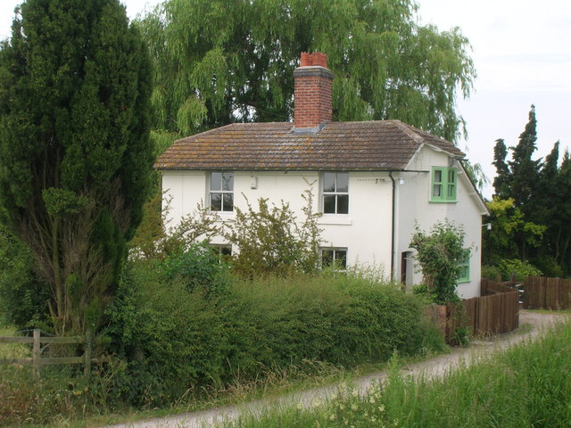 Lock Keeper's Cottage, Grantham Canal