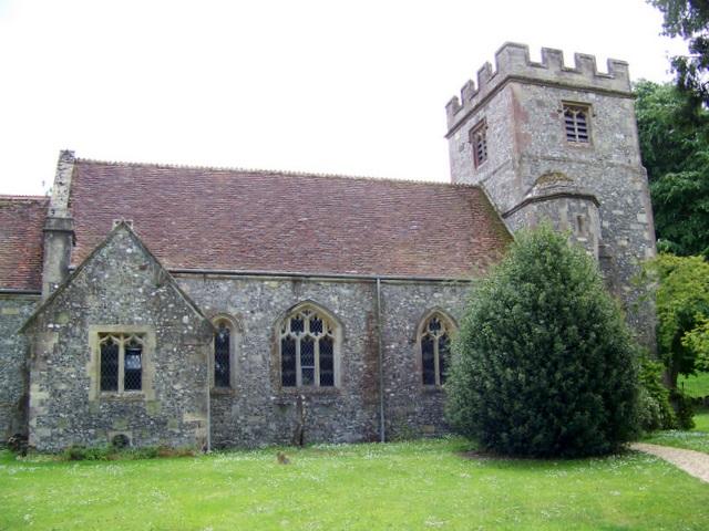 St Andrew's Church, Winterborne Houghton