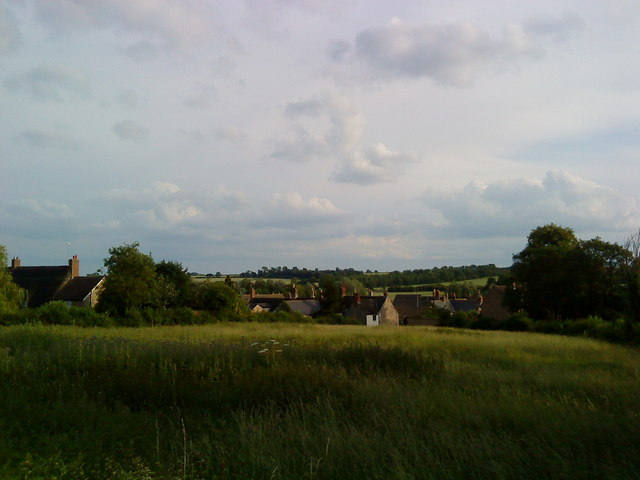 View towards Lowick