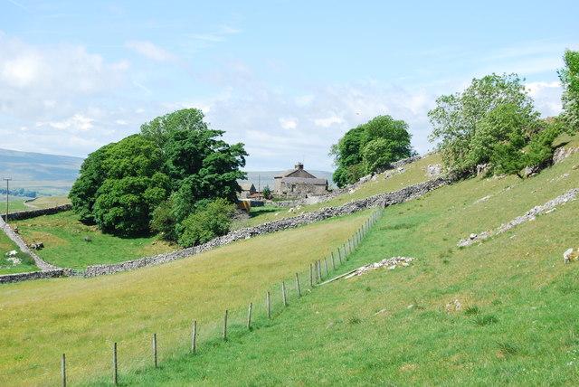 Farm steading at Top Farm