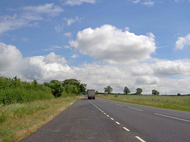 Lay-by on A614, Towthorpe Lane