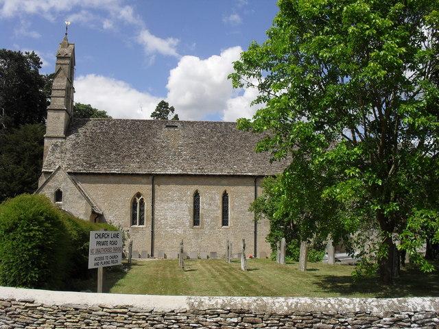 St. Michael & All Angels, Poulton