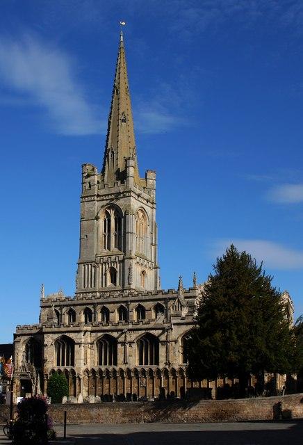 All Saints Church, Stamford