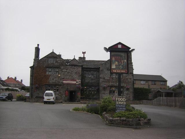 The Old Hall , Heysham