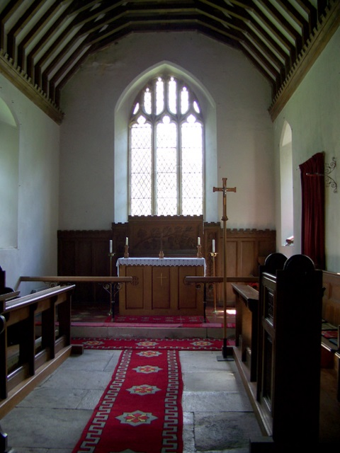 Interior, St Andrew's Church