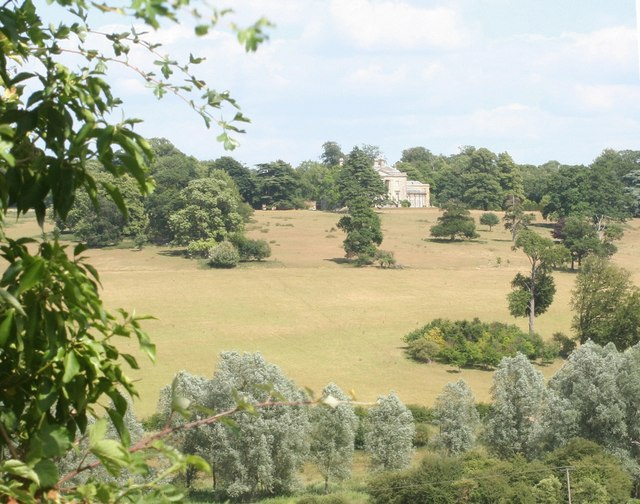 Gaddesden  Place from Piper's Hill