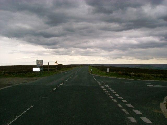 Road  to  Castleton
