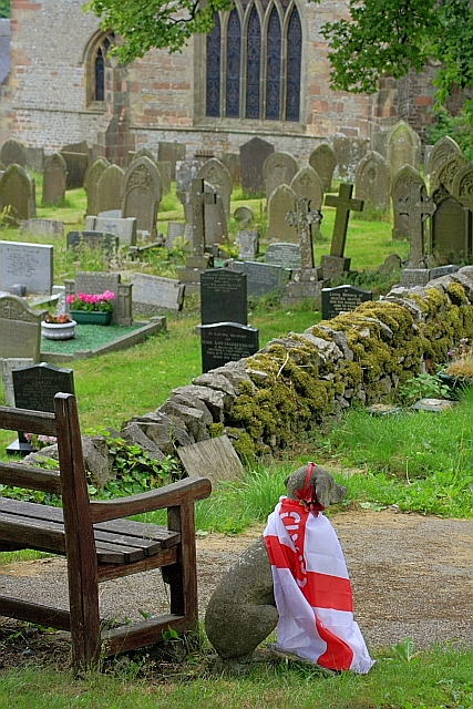 Churchyard, Hartington