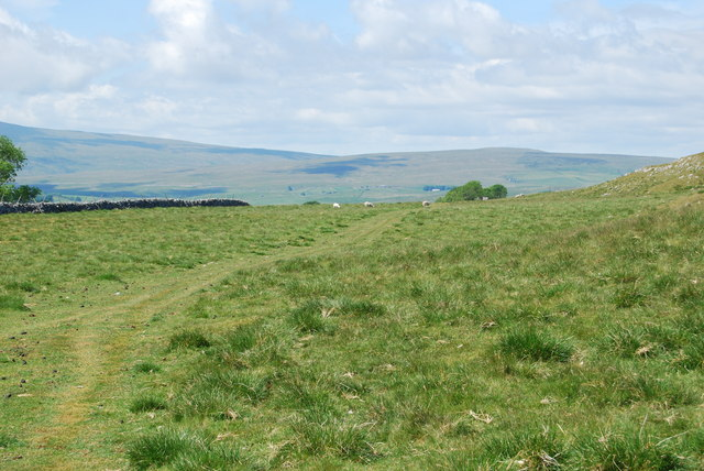 Ribble Way across Middle Pasture