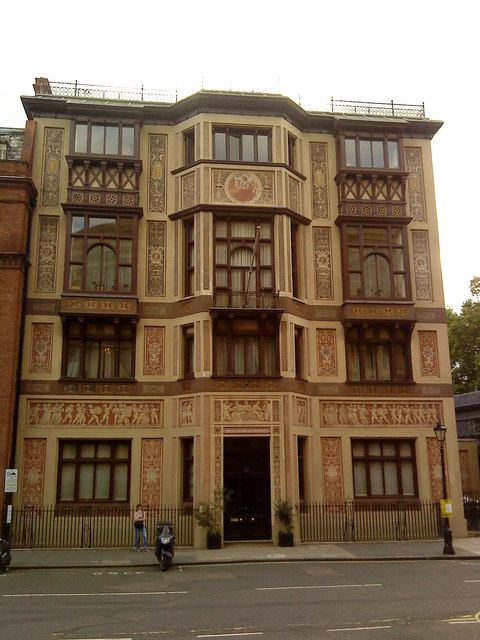 Former building of the Royal College of Organists
