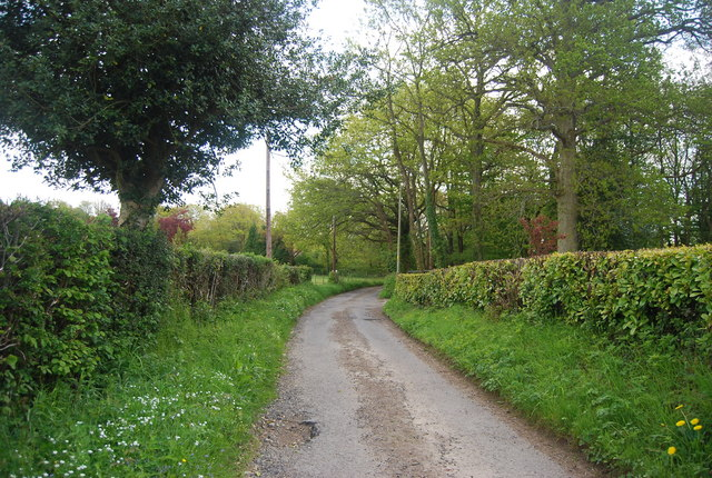 Sussex Border Path (Clearwater Lane)