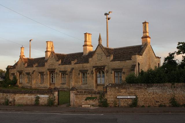 Old Cottages, Stamford