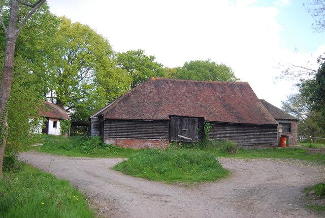 Barn, Hammond's Farm