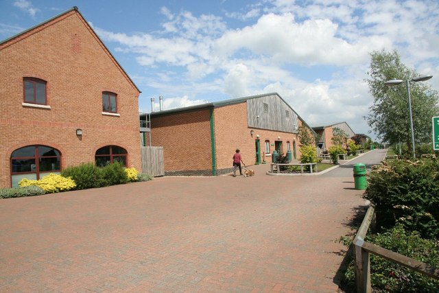 The Pitsford centre