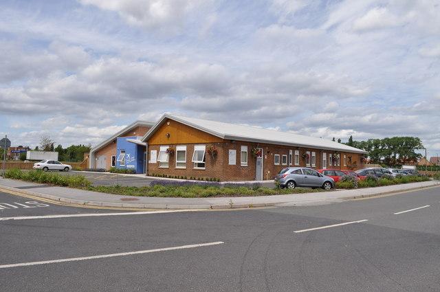 Flying Start Day Nursery, former RAF Finningley