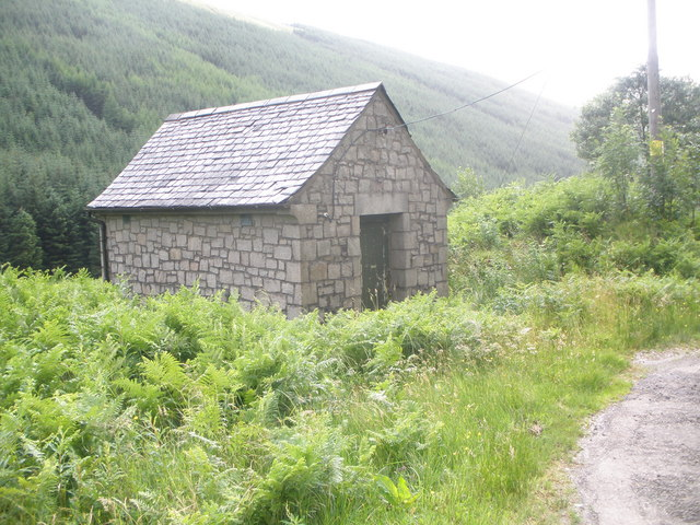 Telephone Exchange Glen Kinglass