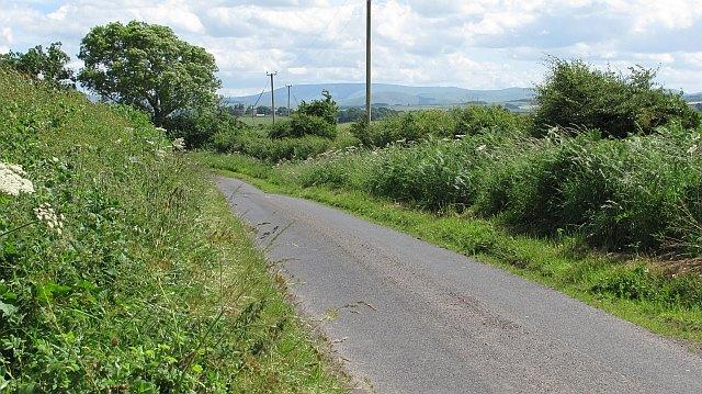 Minor road, Fernyrig
