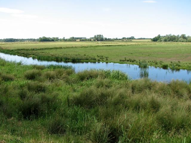 View towards Suttons Farm