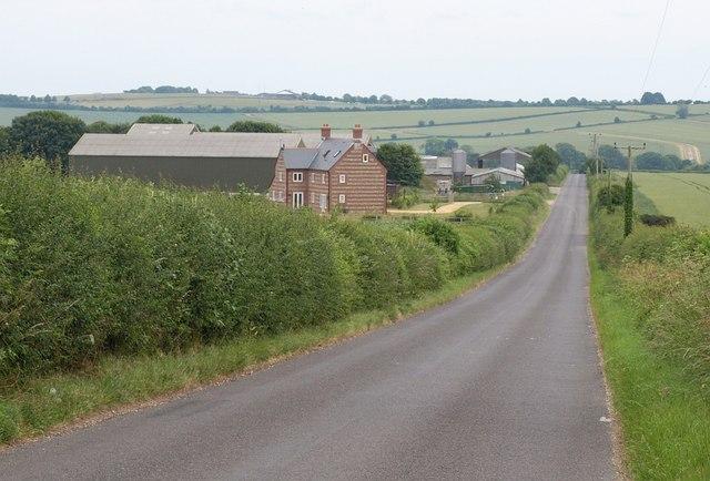 Farm near Pimperne