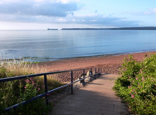 Hollicombe Beach, Paignton