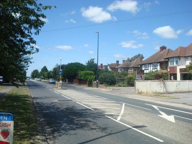 Ashford Road, Bearsted