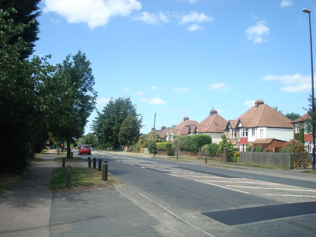 Ashford Road, Bearsted