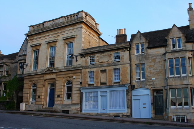 Old Houses, Stamford