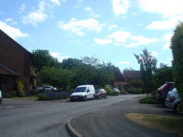 Harvesters Way, Maidstone