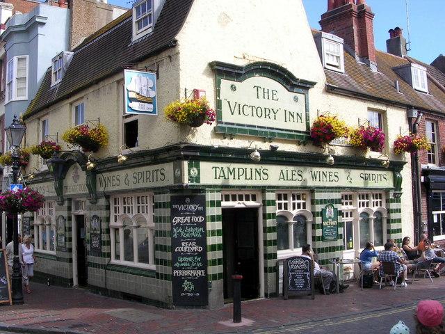 Victory Inn, Duke Street