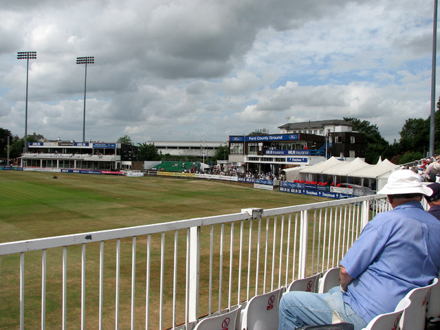 Chelmsford: County Cricket Ground - 1