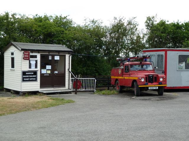 Narrow Gauge Railway Ticket Office, Toddington