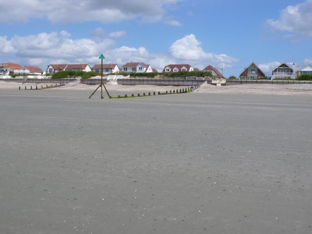 Beach at East Wittering