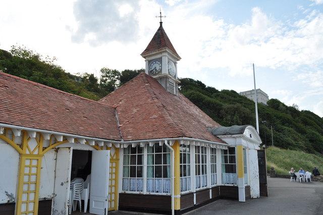 Clock Cafe, Scarborough