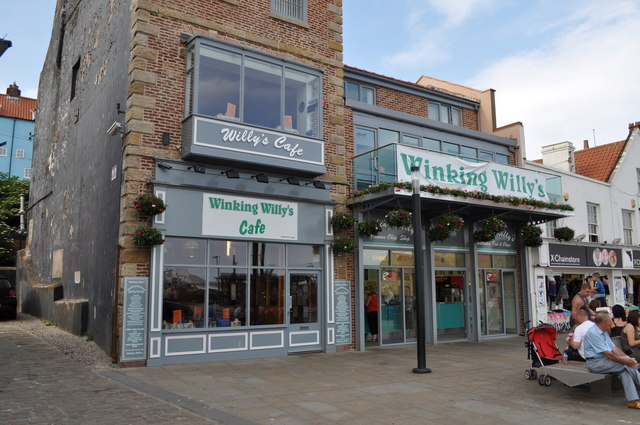 Winking Willy's cafe